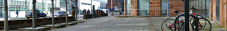 PUBLIC Realm Improvements Agreed For Strathclyde University Site