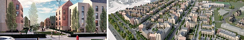 MASSIVE Housing And Commercial Development Agreed For Sighthill