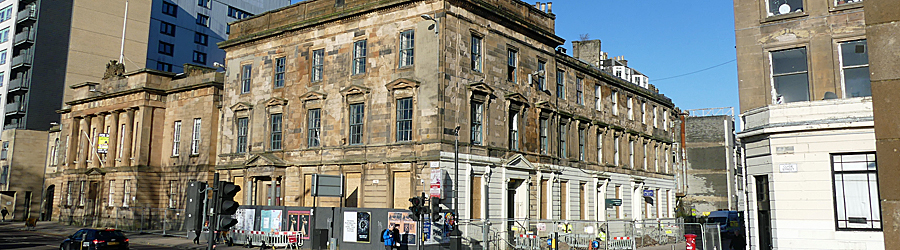 HISTORIC Glasgow City Centre Tenement To Be Demolished