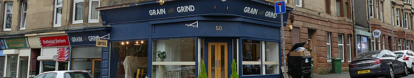 PLANNING Application By Battlefield Cafe Grain And Grind