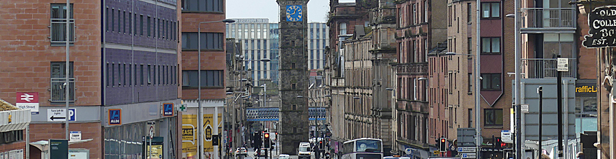 PUBLIC Consultation On Future Of Glasgow's High Street Area