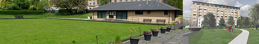 APPLICATION Lodged For 39 Flats At Former Glasgow Bowling Club