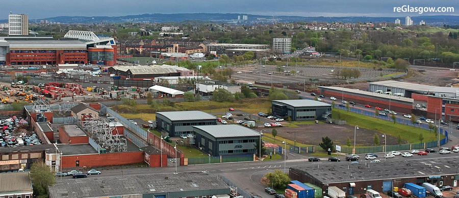 DOUBLE Drive-Thru Development Proposed For Glasgow Site