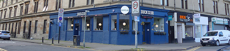 PAVEMENT Tables Plan For West End Eaterie The Partick Duck Club