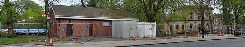 CAFE Proposal For Disused Toilet Space Is Flushed Away By Planners