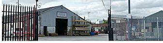 INDUSTRIAL Units Plan For Glasgow East End Yard