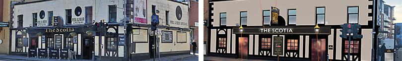 FACELIFT Plan For Glasgow City Centre Pub
