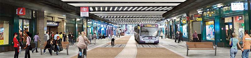 PUBLIC Views Sought On People-Friendly Argyle Street 'Avenue' Plans