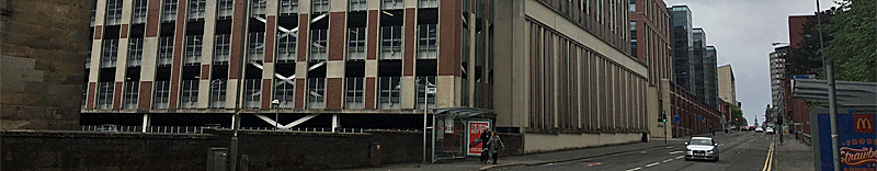 SOLAR Panel Project For Glasgow City Centre Car Park Attracts £1Million Funding