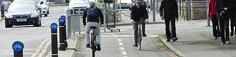 PRIORITY Gritting Of Glasgow Cycle Routes Extended