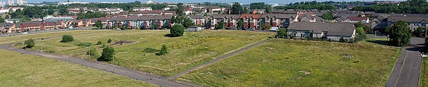 LARGE Private Housing Development Proposed For Easterhouse Site