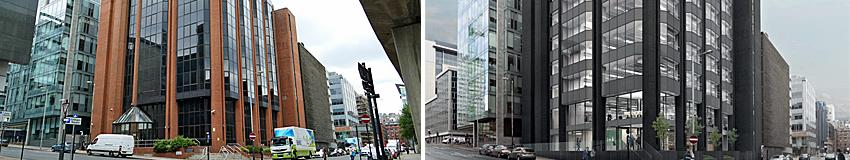 CONTEMPORARY Makeover For Glasgow City Centre Office Building