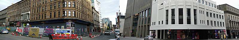 RESTAURANTS Proposed For Former City Centre Cinema And Bank Premises