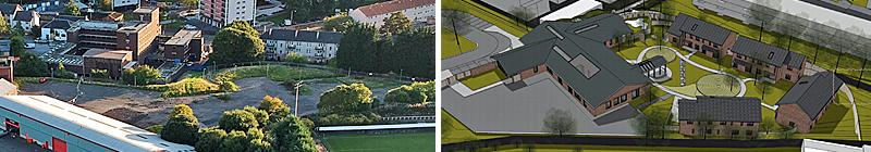 CONTRACTOR Chosen For £8.2Million Glasgow Community Custody Complex