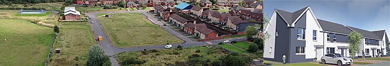 DEVELOPER Seeks Permission For 75 Houses In Drumchapel