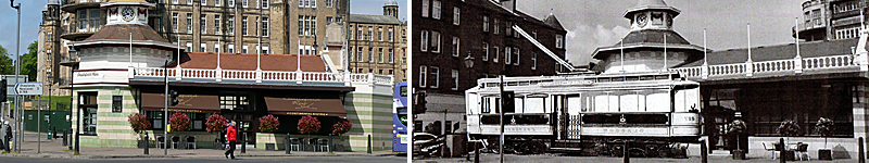 PLANNERS Derail Glasgow Southside Tramcar Tearoom/Theatre Proposal