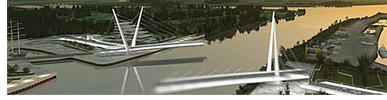 NEW Bridge Between Yoker And Renfrew Gets Government Go-Ahead