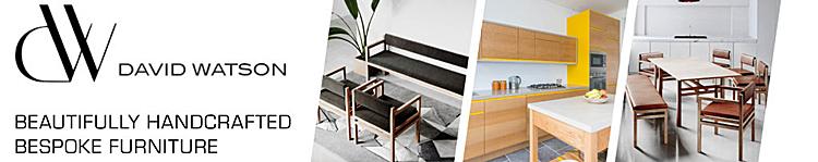 PROMOTION — David Watson Handcrafted Bespoke Furniture