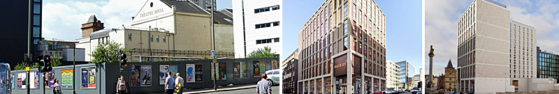 STUDENT Accommodation Dropped From Proposed City Centre Development