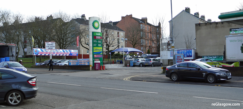 DENNISTOUN Drive-Thru Coffee Shop Plan Abandoned Again
