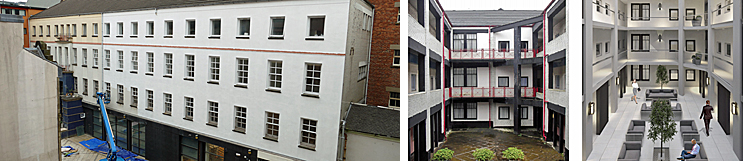 APARTMENT Complex Created From 'Hidden' Merchant City Student Block
