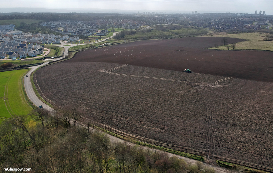 HUNDREDS Of Homes Can Be Built On Green Belt Land At Robroyston