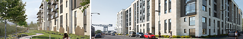 FLATS Released For Sale At New Finnieston Development