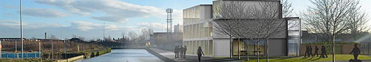 GO-Ahead Given For Enterprise Wharf Development At Glasgow Canal Basin
