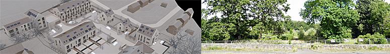 PERMISSION Sought For Build-To-Rent Development At South West Glasgow Site