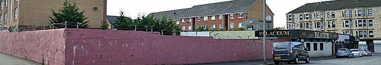 PLAN To Knock Down Shettleston Bar And Build Flats
