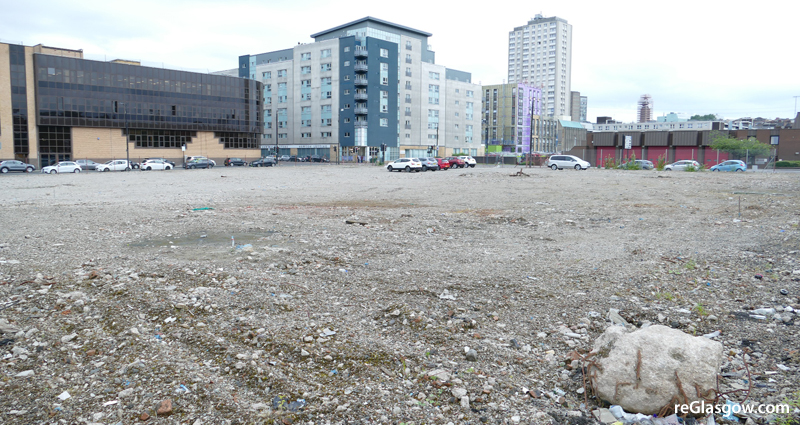 PLANNERS Asked To Approve Apartments And Commercial Units Complex At Central Glasgow Site