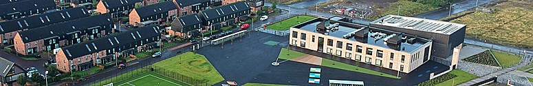 NEW Primary School In Dalmarnock Getting Ready To Open Its Doors