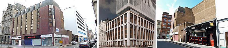PLANS Revealed For Multi-Storey Merchant City Hotel Development