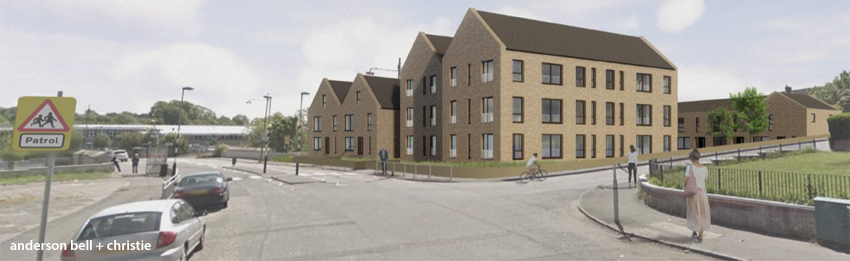 HOUSING Association's Carnwadric Development Approved