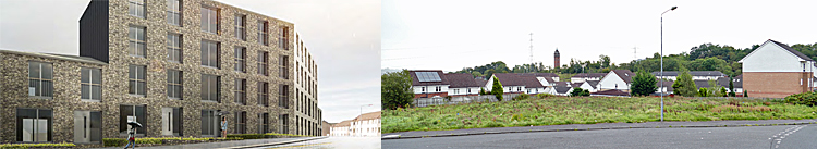 PERMISSION Given For North Glasgow Residential Plan
