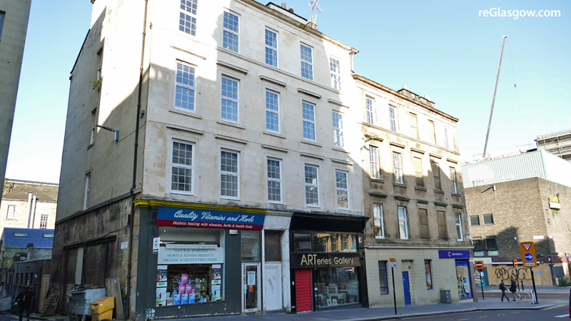 REVISED Plan For Serviced Apartments At Historic City Centre Building Gets Approval