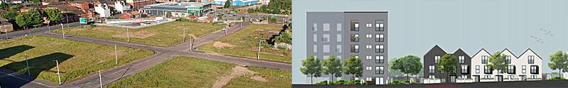 'CALTON Village' Major Housing Application Made To City Council