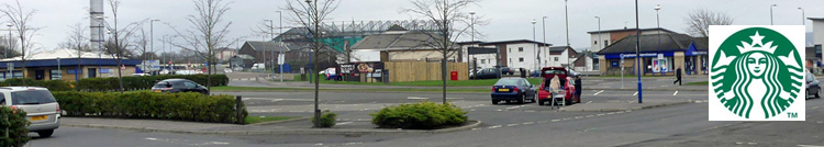 DRIVE-Thru Coffee Shop For East End Retail Park Coming To The Boil