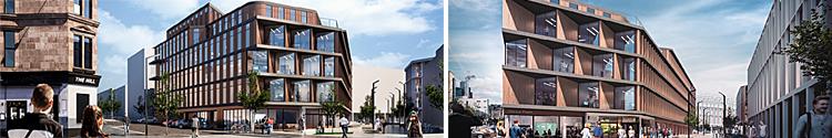MAJOR New Glasgow University Building Gets The Go-Ahead
