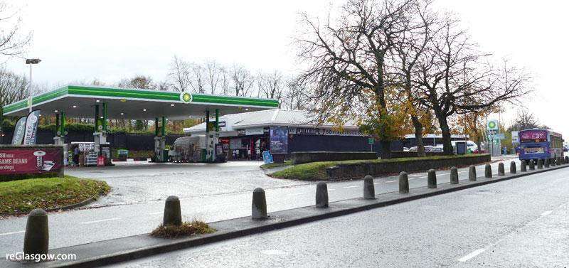 IBROX Service Station Proposes Drive-Thru Plus Zero-Waste, 'Locavore'-Style Shop Extension