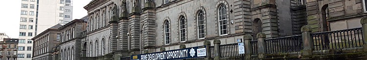 DEADLINE Set For Old High School Of Glasgow Offers