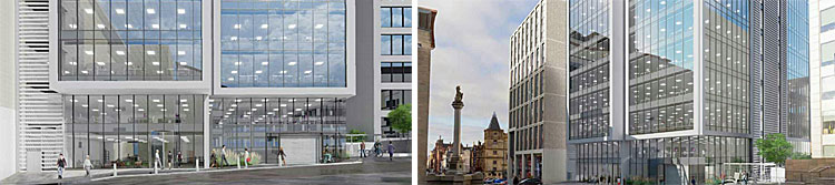OFFICE Block Plans Drawn Up For City Centre Site