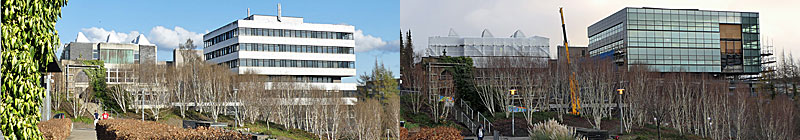 WORK In Progress — Transformation Of Strathclyde University Buildings Into Learning/Teaching Hub