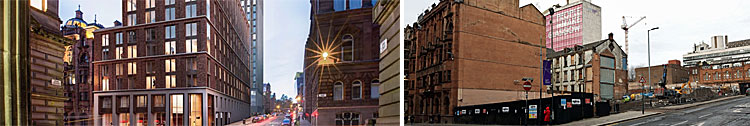 CONSTRUCTION Starts On AC By Marriott Hotel In Glasgow