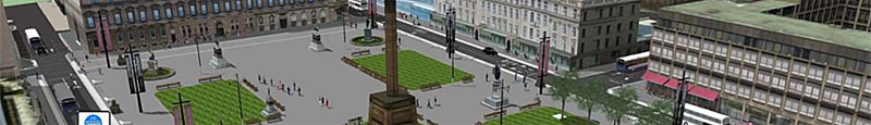 PLAN To Have First Big Steps Towards Pedestrian-Friendly George Square In Place By The Summer