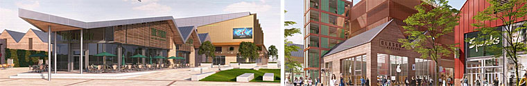 NEW Images Of Proposed 'Lifestyle Outlet' Revealed As Designs Get Go-Ahead