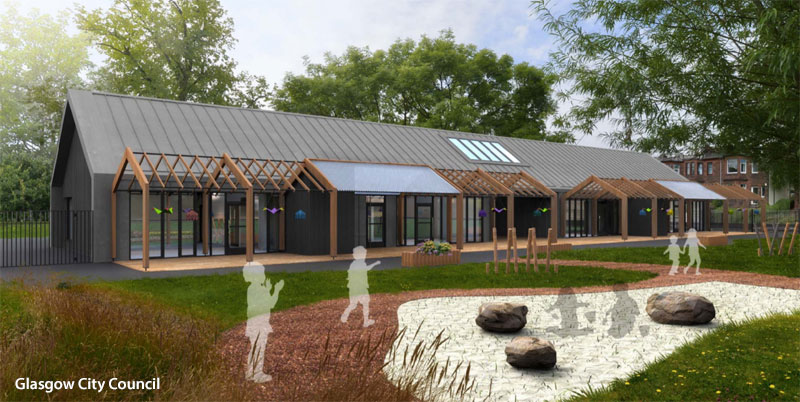 PLANNING Permission Given For New Pre-Five Centre In Broomhill