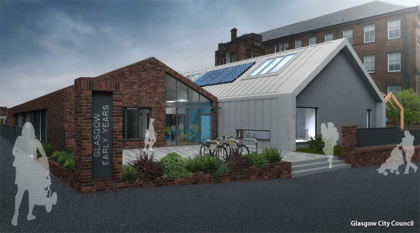NEW Early Learning And Childcare Facility Agreed For Govanhill Pitch Site