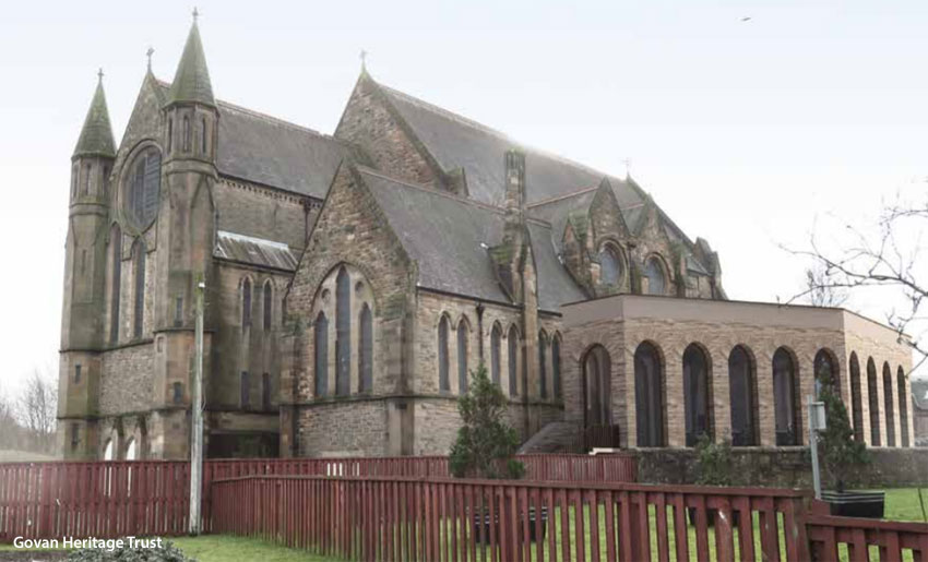 'CLOISTER' Extension At A-Listed Former Church Gets Planners' Blessing
