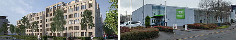 """PLAN For 195 Flats Will """"Complete New Finnieston Residential Quarter"""""""